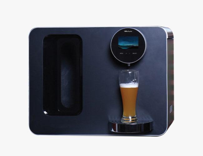 macchina birra