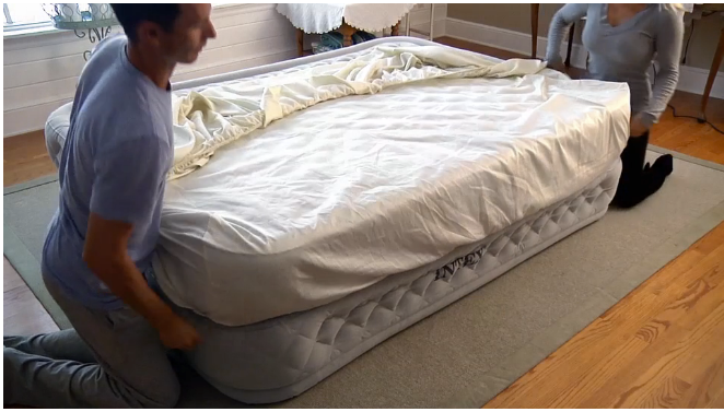Come pulire il materasso gonfiabile? rotex