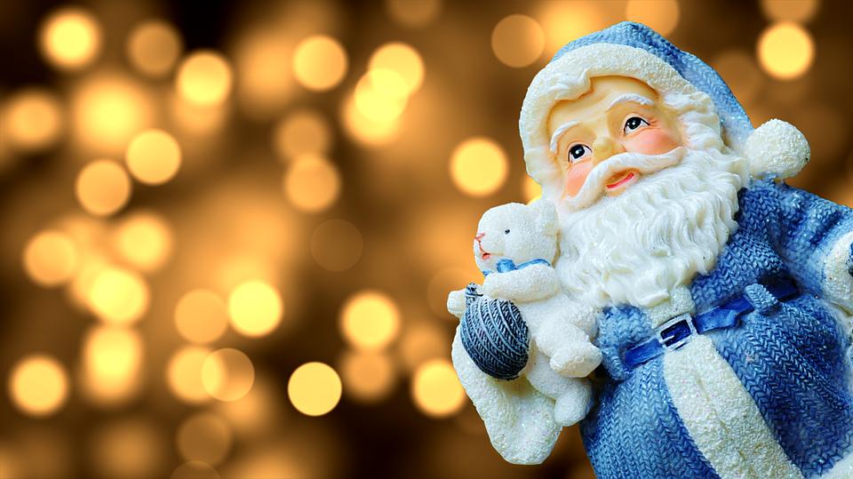 Babbo Natale E San Nicola.Come Nasce Babbo Natale Origini Di San Nicola Rotex