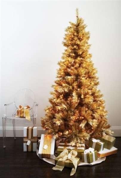 Addobbi albero oro