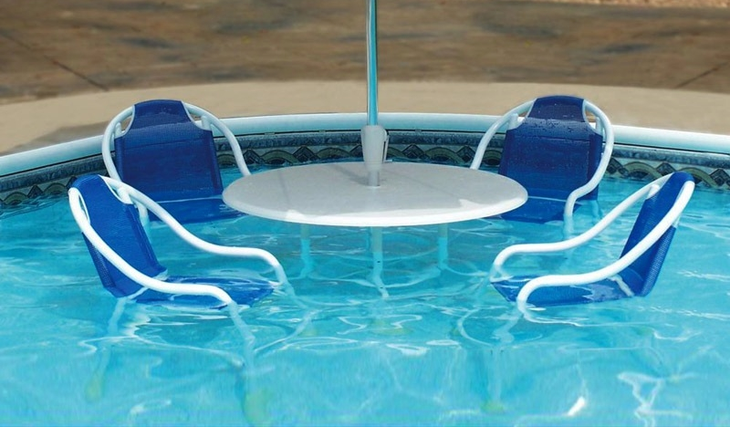 Accessori Per Piscina.Relax In Piscina Con Gli Accessori Rotex