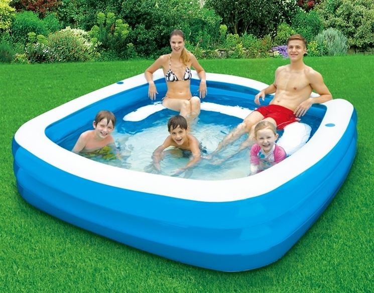 Come scegliere una piscina gonfiabile rotex for Piscina gonfiabile