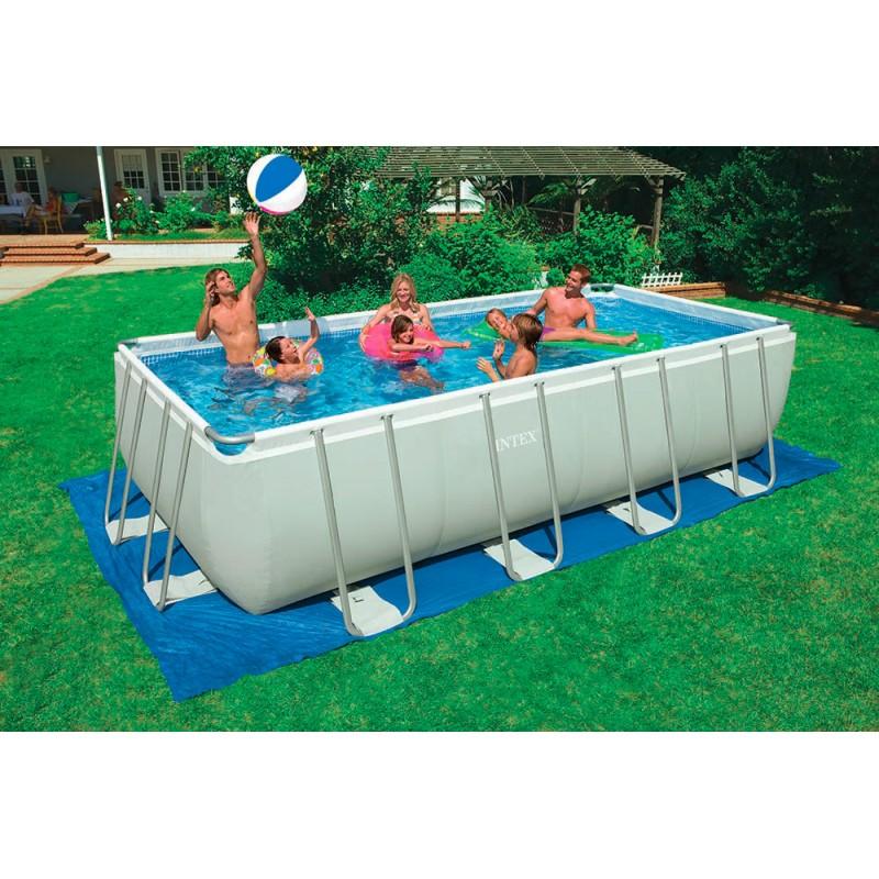 Come installare una piscina fuori terra fai da te rotex - Piscina fai da te ...