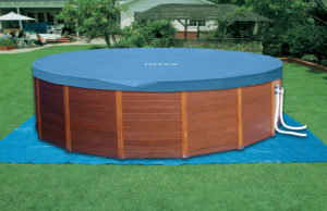 piscina intex coperta