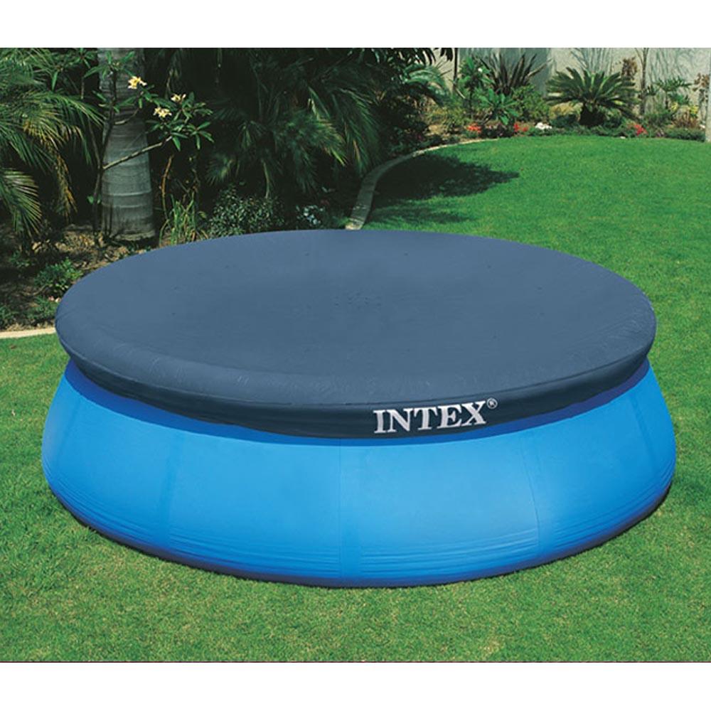 Intex 28026 telo copri piscina cm 396 - Telo copertura piscina intex ...
