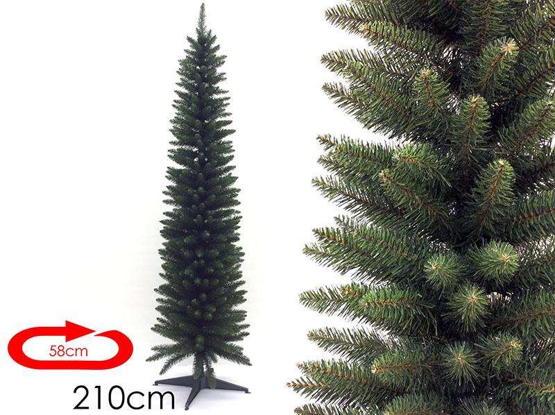Albero natale 210 cm