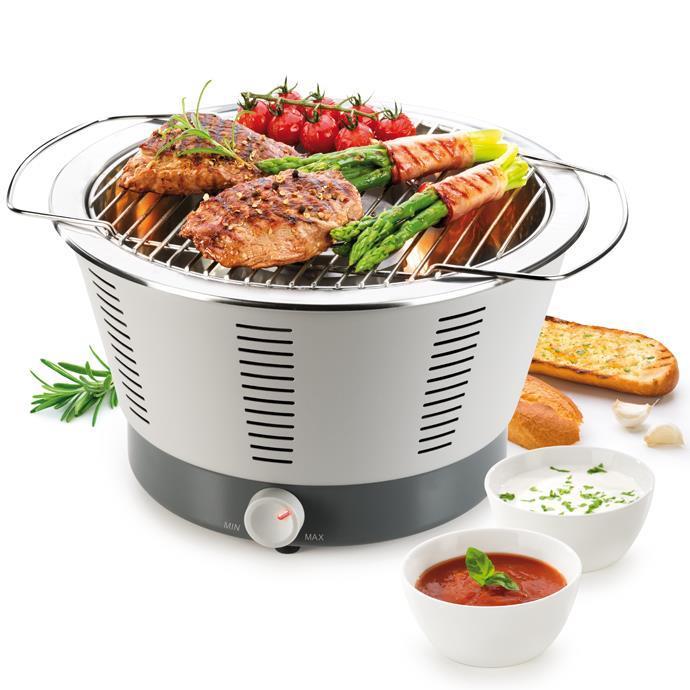 Mini barbecue tescoma fornacella portatile griglia - Barbecue portatile a carbonella ...