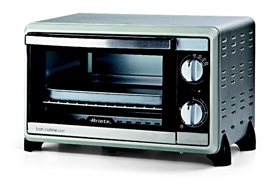 Ariete bon cuisine petit forno elettrico fornetto 10 litri for Ariete bon cuisine 250 metal
