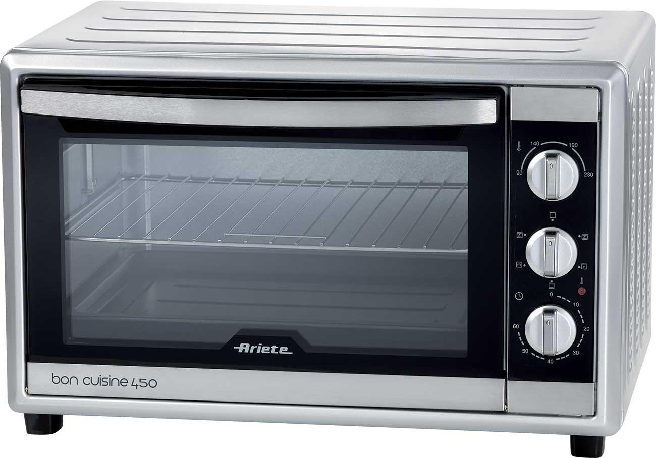 Ariete bon cuisine 450 forno elettrico fornetto 45 lt for Ariete bon cuisine 250 metal