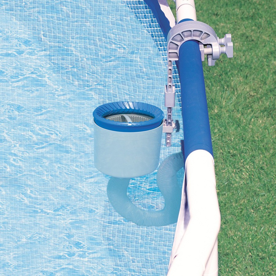 Skimmer de luxe for Intex piscine ricambi