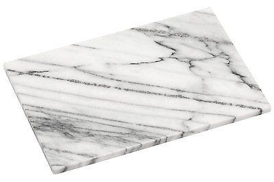 Spianatoia tagliere tavoliere in marmo igenico alimentare for Tagliere in marmo