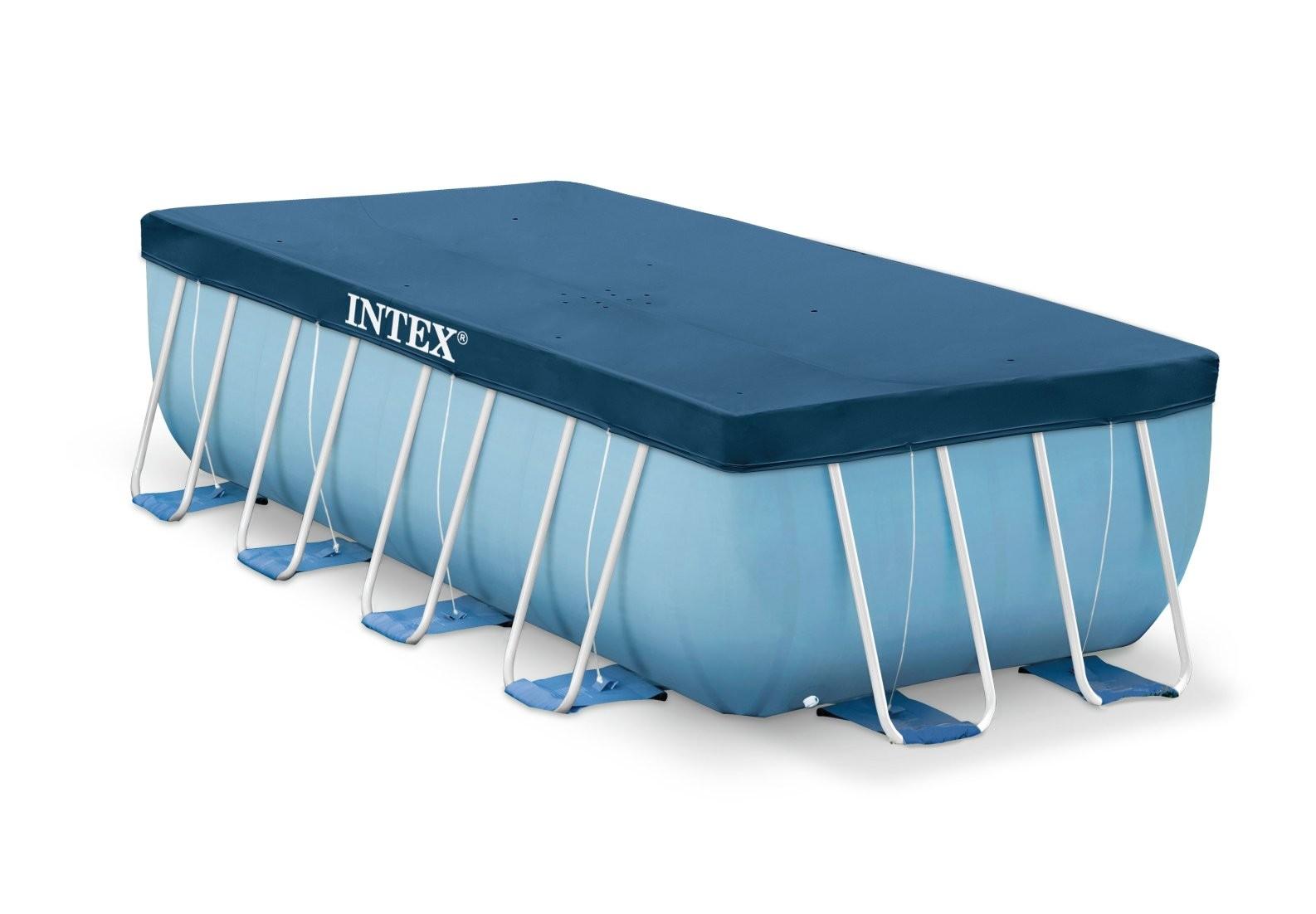 Intex 28037 telo piscina 400 x 200 cm - Telo copertura piscina intex ...