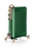 Radiatore ad olio 11 elementi Verde 839