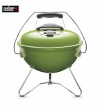 Barbecue a carbone Smokey Joe Premium 37 cm Weber verde 1127704