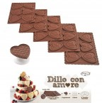 Tagliapasta kit completo cookie ABC Silikomart