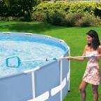 Kit di pulizia asta retina Intex 58958 piscina fuoriterra 28002