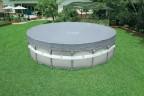Telo di copertura Intex 28040 Copripiscina rotonda cm 488