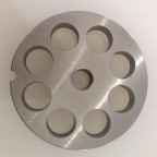 Piastra inox Reber Tritacarne elettrico  TC 12 4352 A 14 mm