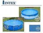 INTEX TELO SOLARE TERMICO PISCINA EASY FRAME 59954 CM 457 PISCINE 29023