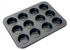 Teglia 12 mini muffin Eva 40936