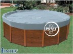 Telo copripiscina Intex sequoia 11491 Ø cm 478