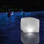 Luce Led galleggiante Intex 28694 Cubo