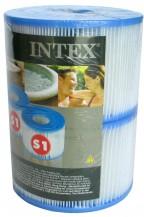 Set da 2 Cartucce Intex 29001 S1