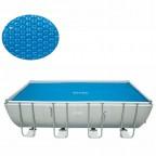 Telo solare termico Intex 29027 piscina rettangolare 732 cm