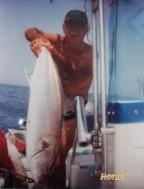 Filo pesca traina ACCIAIO affidabile + del monel 0,50 40 libbre 300 MT. ca