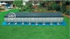 Telo copertura piscina Rettangolare Intex 18936 CM 732 x 366