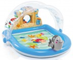 Piscina baby castello marino gonfiabile bambino Intex 57421