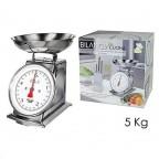 Bilancia da cucina meccanica 5 Kg Div 20 gr