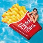 Materassino gonfiabile galleggiante patatine fritte Intex 58775