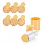 Timbro per biscotti 6 decori Tescoma 630110