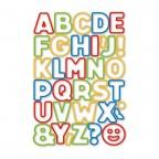 Tagliabiscotti Alfabeto 34 Pz Tescoma