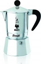 Caffettiera in alluminio 3 tazze Break Bialetti 5923