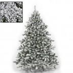 Albero di Natale artificiale Tirolese Innevato cm 230