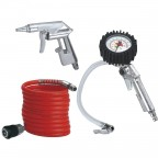 Set 3 pz accessori Einhell per compressore 4132741
