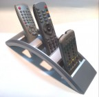 Porta telecomandi 3 posti Modern design Arcomando