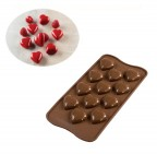 Stampo cioccolatini Choco My Love 3D Silikomart  SCG48