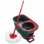Lavapavimenti secchio strizzatura a pedale Turbo Smart Vileda