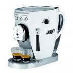 Bialetti Tazzissima, macchina da caffè espresso bianca