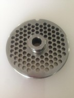 Piastra TC 32 Reber diametro 6 mm acciaio per tritacarne elettrico