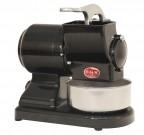 Grattugia elettrica Rgv professionale in acciaio Vip 8 G/S Maxi Nera