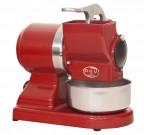 Grattugia elettrica Rgv professionale in acciaio Vip 8 G/S Maxi Rossa