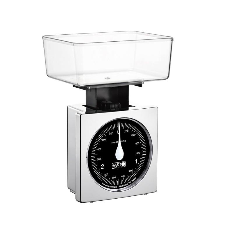 Bilancia da cucina elettronica digitale 3 kg divisione 1 grammo EK 6130 Rotex