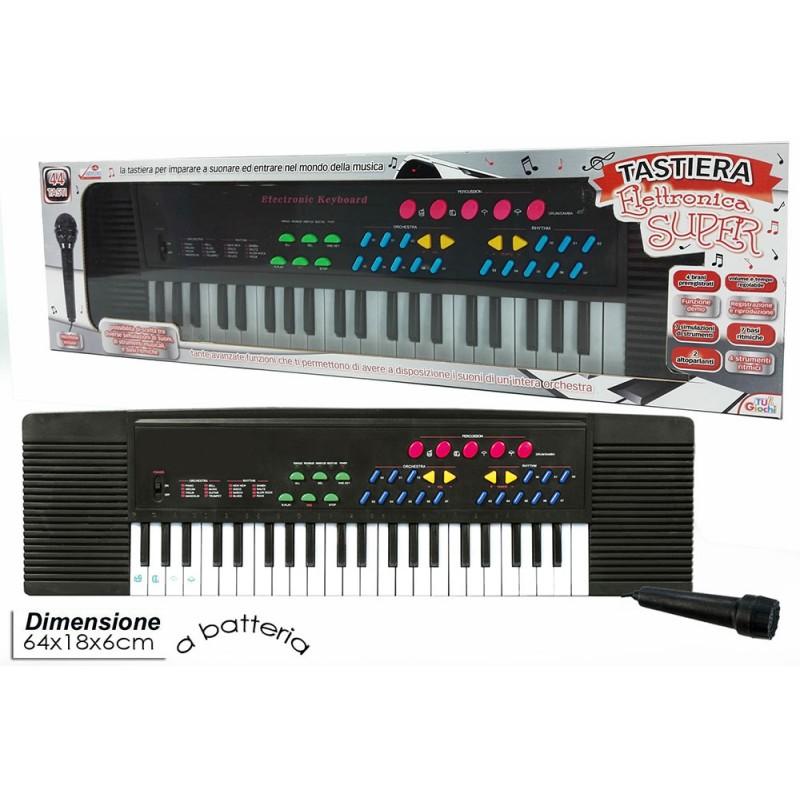 tastiera elettronica 44 tasti 100380