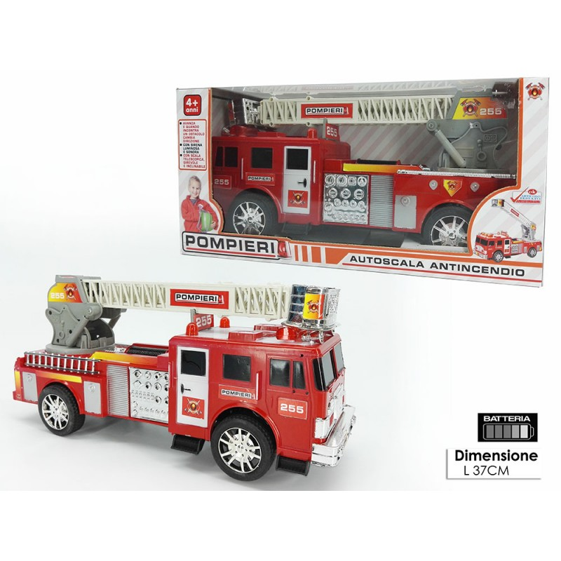 Camion dei pompieri 101972
