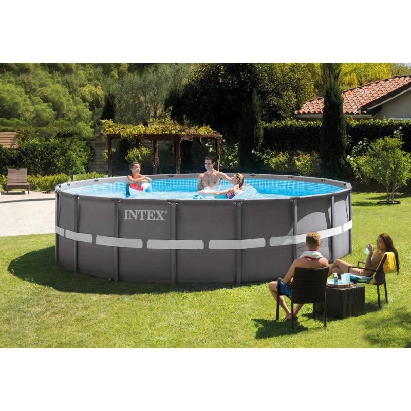 28336 piscina fuori terra intex