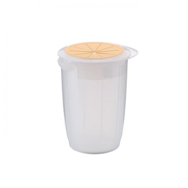 630394 contenitore con coperchio paraschizzi Tescoma